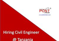 Civil Engineer at Tanzania, vipul mali, post a resume, jobs in africa, jobs in ahmedabad, recruitement for tanzania, civil engineer jobs
