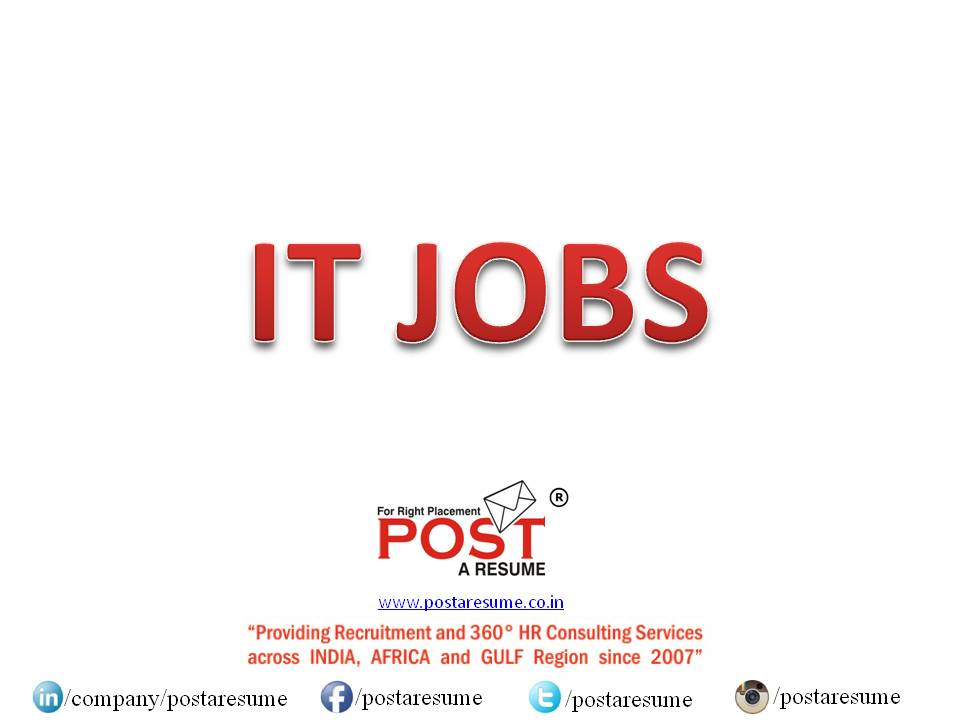 It jobs, Customer Support Executive, jobs in ahmedabad