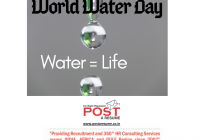 World Water Day, save water, save earth. save environment, post a resume. vipul m mali, resume writer