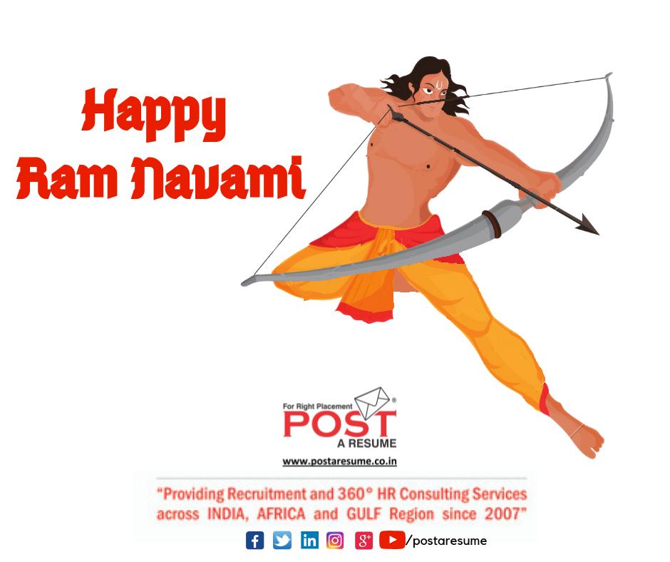 Ram navami post a resume vipul mali jobs in ahmedabad